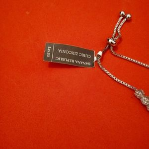 Banana Republic Jewelry - Cubic zirconia bracelet